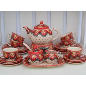 Tea and coffee making set EWA