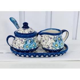 Zestaw herbaciano - kawowy