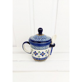 Eine Tasse für Kräuter