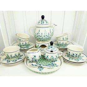 Set zur Zubereitung von Tee und Kaffee